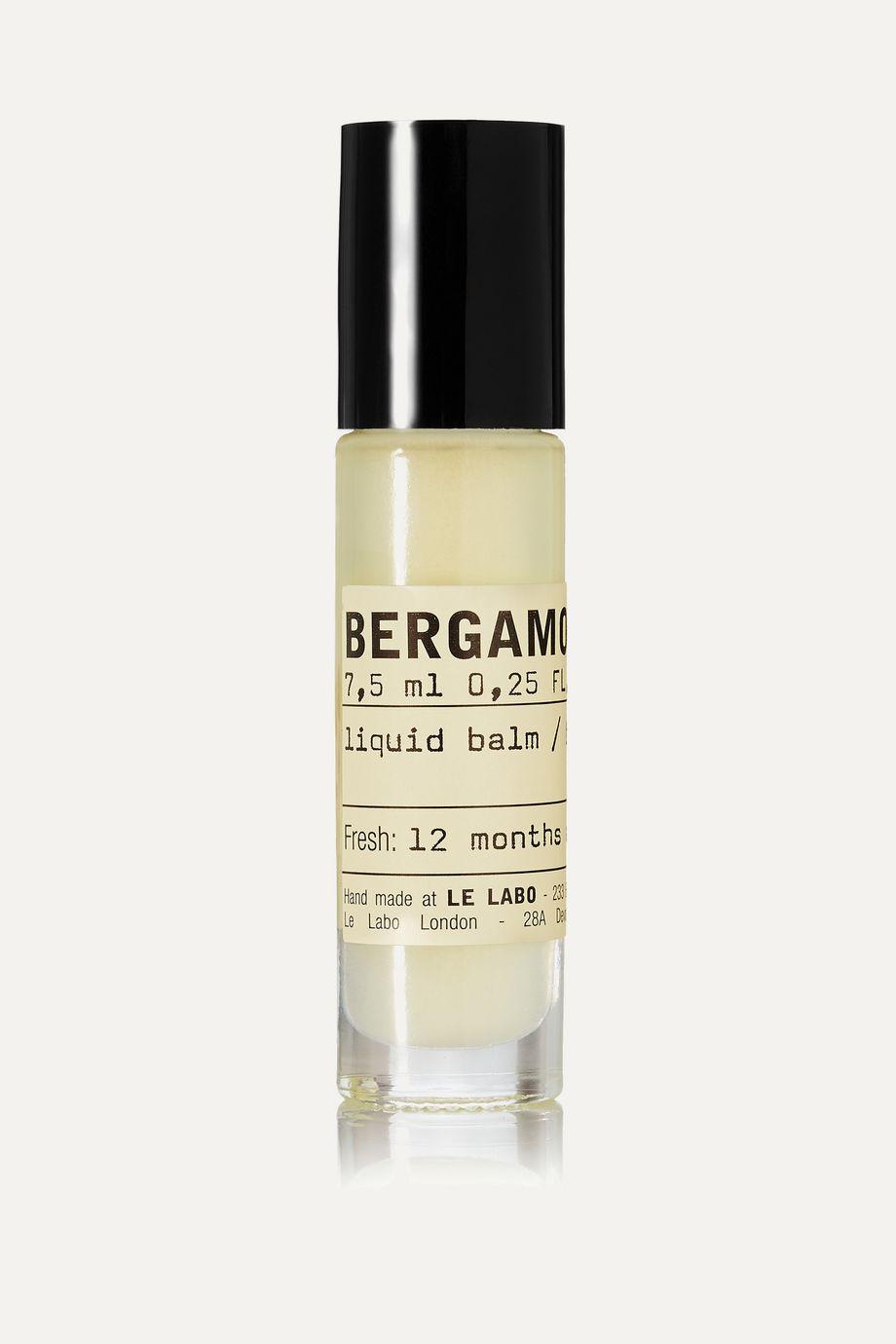 Le Labo Bergamote 22 佛手柑滚珠香氛露,7.5ml