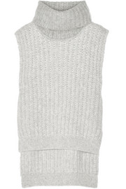 3.1 Phillip Lim Ribbed-knit turtleneck sweater