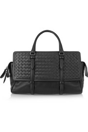 Bottega Veneta Monaco medium intrecciato leather tote