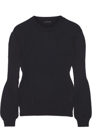 Devlin ribbed-knit sweater