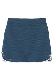 L'Etoile Sport Textured stretch-jersey tennis skirt