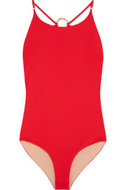 Jezebel backless swimsuit