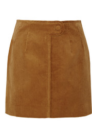 Otley cotton-corduroy mini skirt