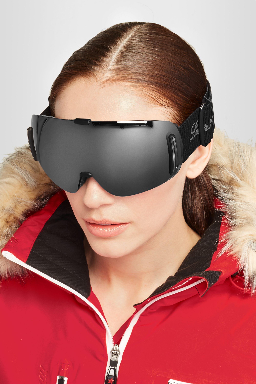 Lacroix LX Frameless mirrored ski goggles