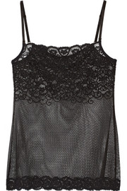 Commando Stretch-lace camisole