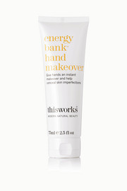 Energy Bank Hand Makeover, 75ml
