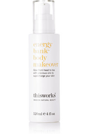 This Works Energy Bank Body Makeover, 120ml