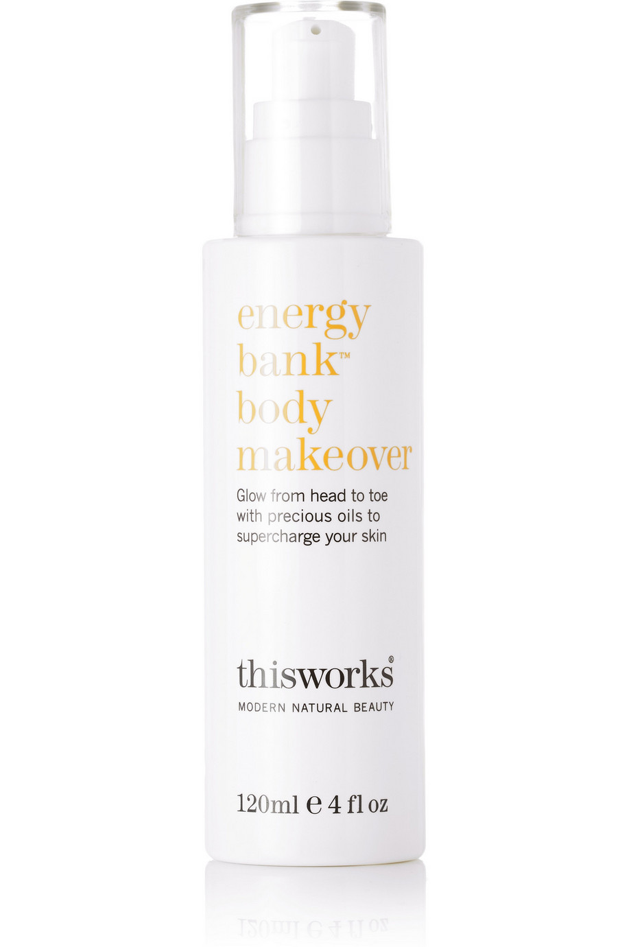 Energy Bank Body Makeover, 120ml, by This Works