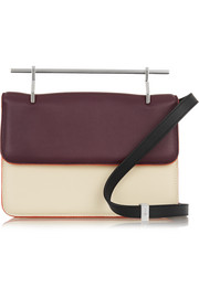 La Fleur Du Mal leather shoulder bag