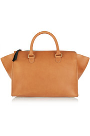 Sandrine leather tote