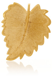 Gold-tone hairclip