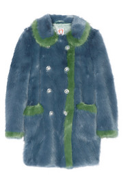Glinda faux fur coat