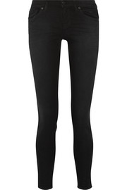 Skinny Skinny mid-rise jeans