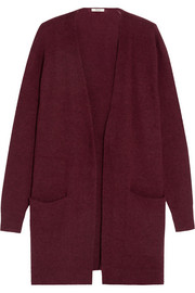 Ryder oversized stretch-knit cardigan