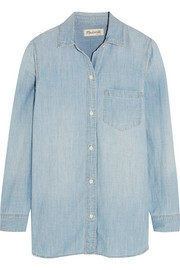 Perfect chambray shirt