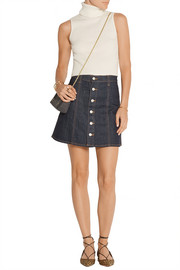 Kety denim mini skirt