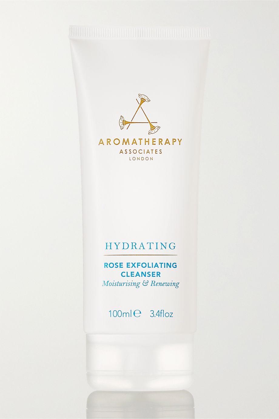 Aromatherapy Associates Rose Exfoliating Cleanser, 100ml