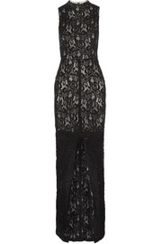 Alice + Olivia Gisela lace gown