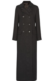 Theory Jonmik wool-blend gabardine coat