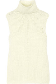 Theory Vandrona alpaca-blend turtleneck sweater