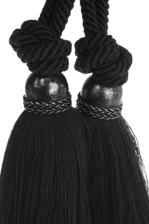 Lanvin Marina tasseled cord belt