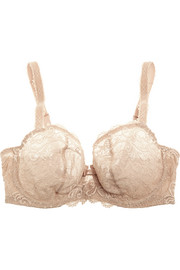 Celeste Leavers lace underwired bra