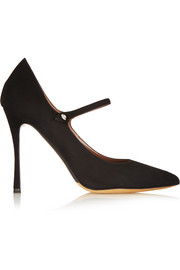 Lula suede pumps