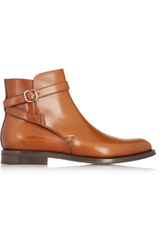 Church's Merthyr glossed-leather ankle boots