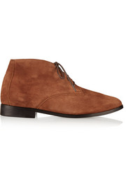 Jamie suede ankle boots