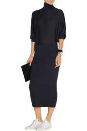 Carisa merino wool turtleneck dress