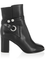 Isabel Marant Ashes leather ankle boots
