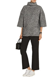 Lanah wool-blend turtleneck sweater
