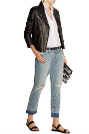 The Fling distressed boyfriend jeans