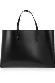Museo leather tote
