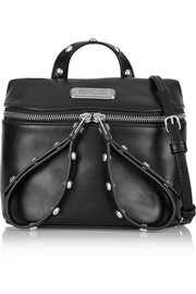 Canteen leather shoulder bag