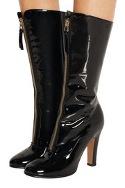 Valentino Patent-leather boots