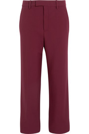 Gucci Wool straight-leg pants