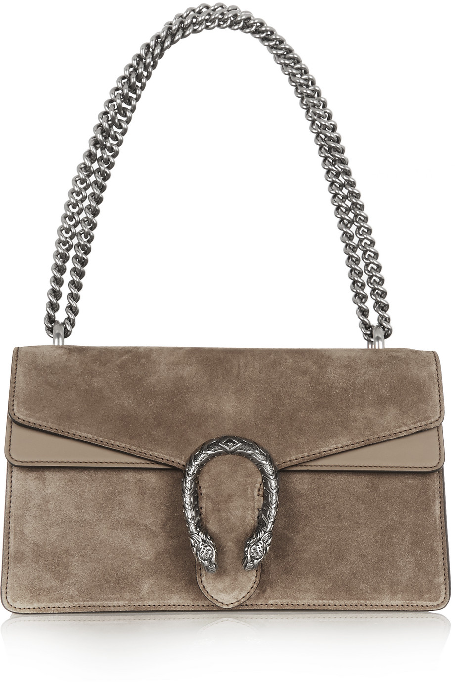 Gucci Dionysus Small Suede Shoulder Bag, Women's