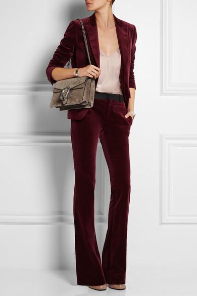 Gucci Dionysus Small Suede Shoulder Bag Net A Porter Com