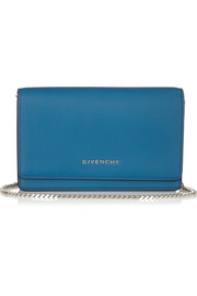 Givenchy Pandora shoulder bag in cobalt leather