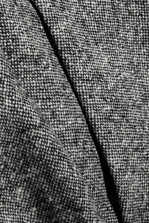 Stella McCartney Cropped wool-tweed straight-leg pants