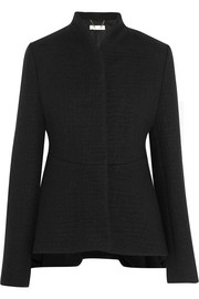 Stella McCartney Tami boiled wool jacket