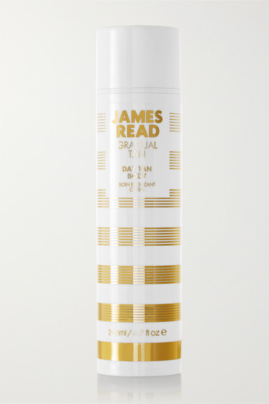 JAMES READ DAY TAN BODY, 200ML - COLORLESS