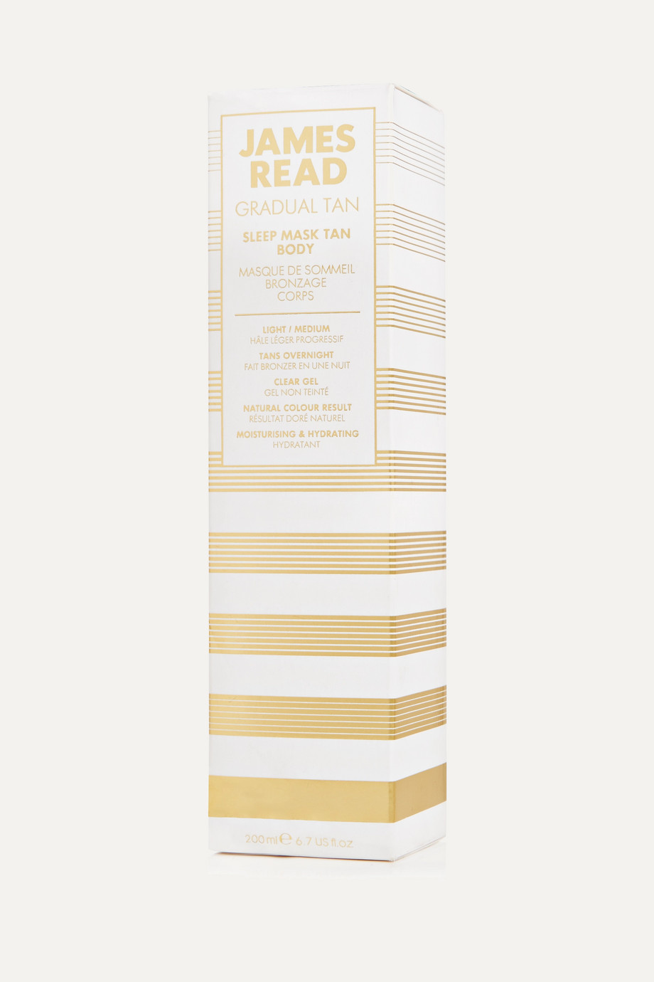 James Read Sleep Mask Tan - Body, 200ml