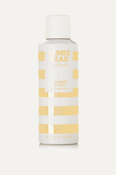 JAMES READ BRONZING MOUSSE, 200ML - COLORLESS
