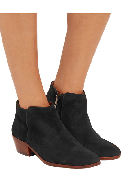 cfdae23dc Sam Edelman. Petty suede ankle boots