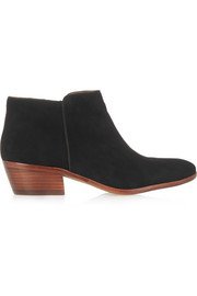 Petty suede ankle boots
