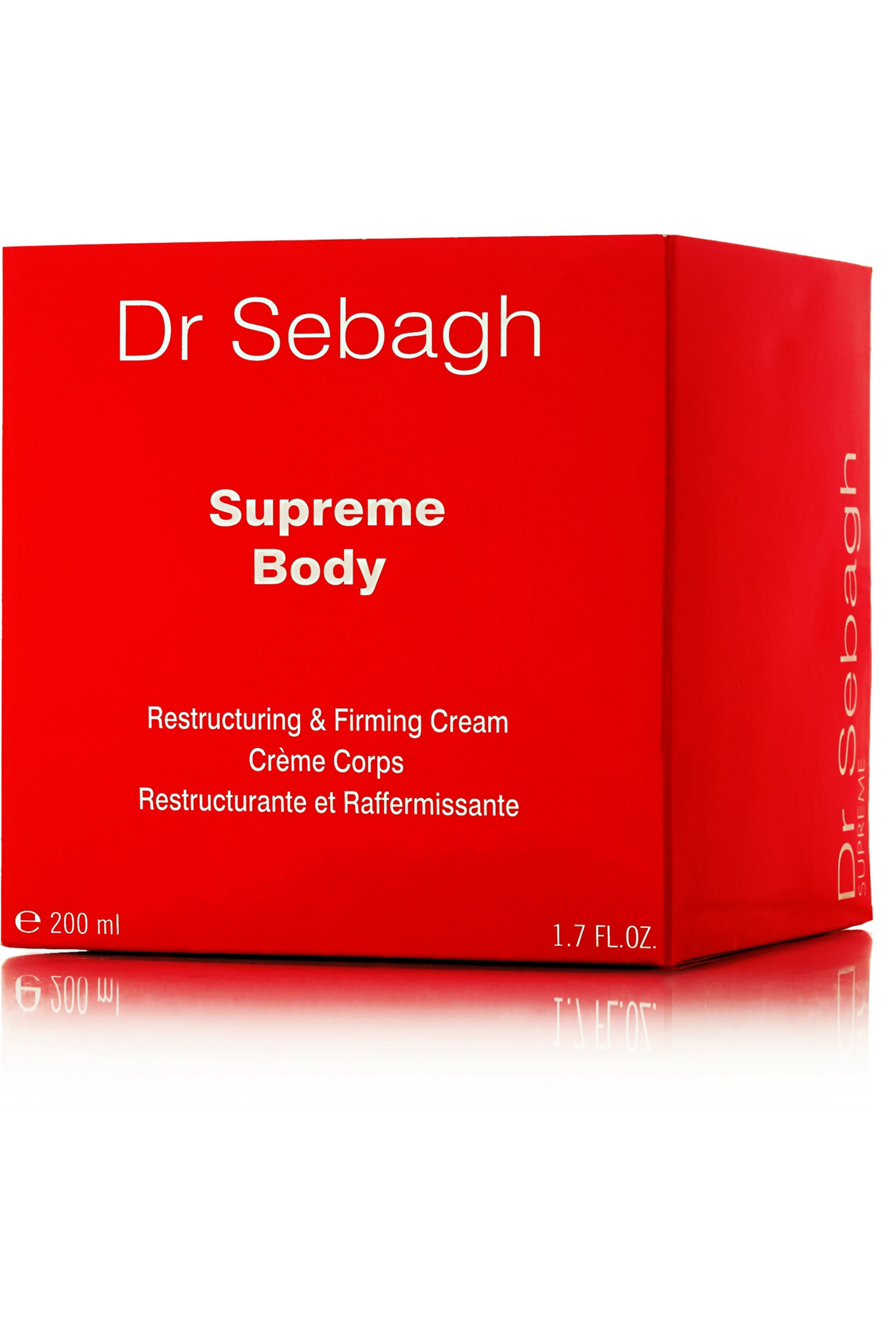 Dr Sebagh Supreme Body Restructuring & Firming Cream, 200ml