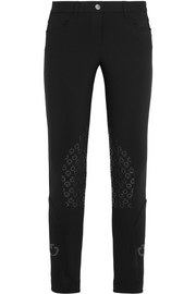 Stretch-jersey breeches
