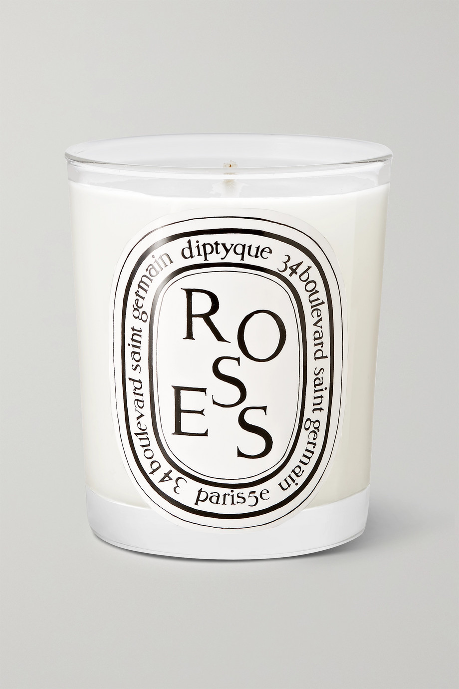 Diptyque Roses scented candle, 190g